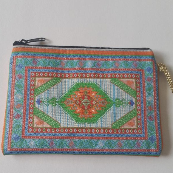 19b6013fa71d Authentic Coin Purse Turkish Rug Design Knitted Boutique